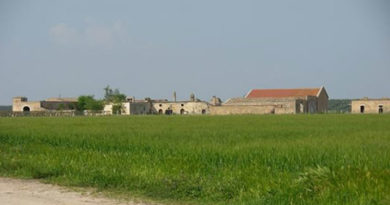 L'agricoltura stanziale: le Masserie