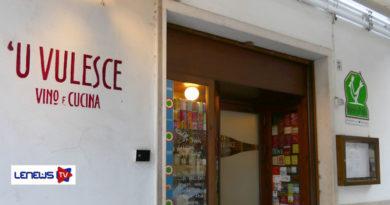 Cucina di Puglia: Pacchero con cozze e pecorino presso U'Vulesce