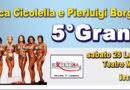 Gran Prix di Puglia 2018 di body building