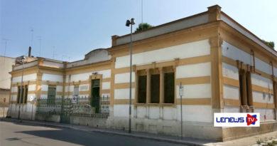 """Palazzi di Cerignola: """"Domus"""" Solimine"""