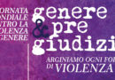 Genere e Pregiudizio: Giornata Internazionale contro la violenza sulle donne