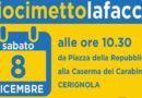 Cerignola scende in Piazza: #iocimettolafaccia