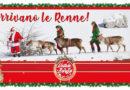In arrivo le renne finlandesi presso la terra vecchia