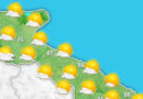 Previsioni meteo per martedì 16 aprile