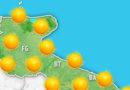 Previsioni meteo per venerdì 19 aprile