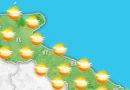Previsioni meteo per martedì 2 aprile