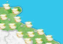 Previsioni meteo per mercoledì 3 aprile