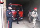 Commando armato rapina automezzi del Consorzio di Bonifica